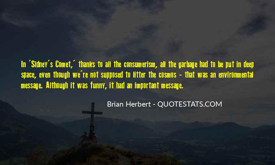 Quotes About Funny The Cosmos #1811636