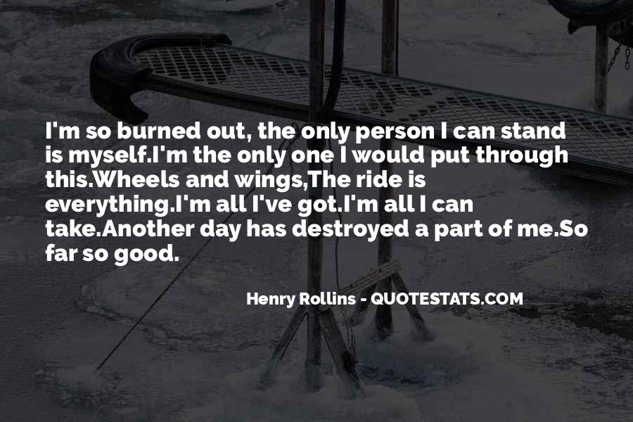 Good Stand Out Quotes #1859373