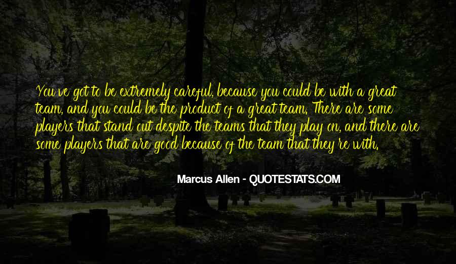 Good Stand Out Quotes #68282