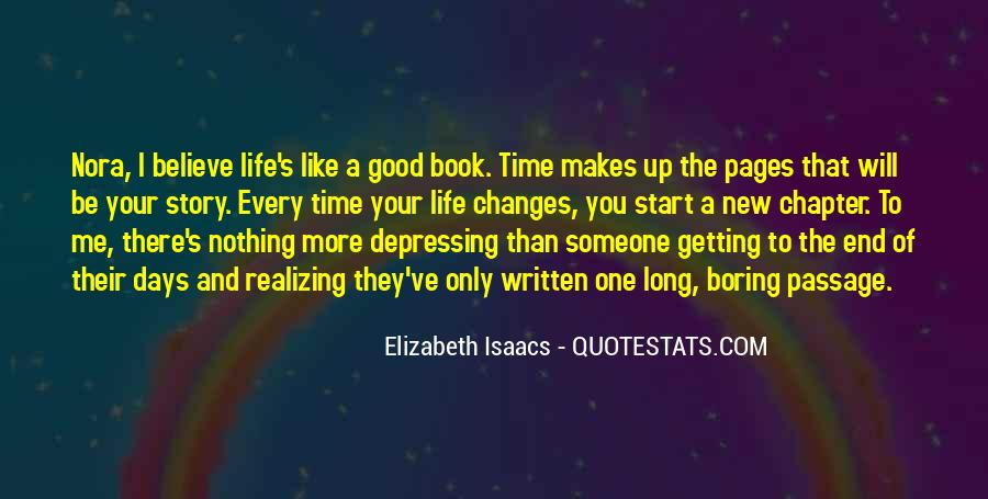 Good Story Book Quotes #1249266