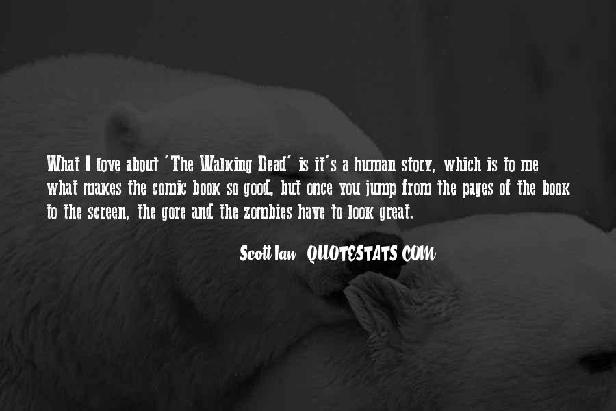 Good Story Book Quotes #131213
