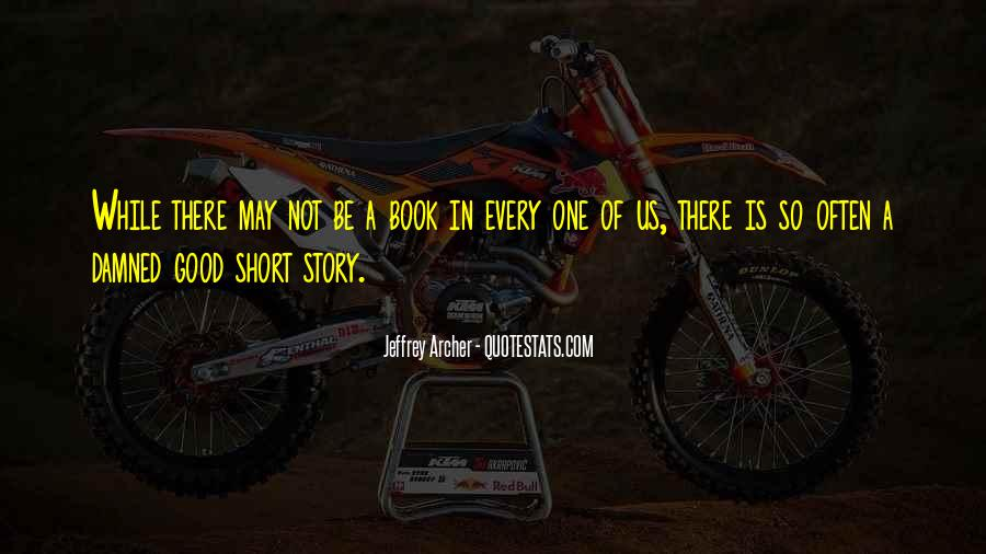Good Story Book Quotes #250226