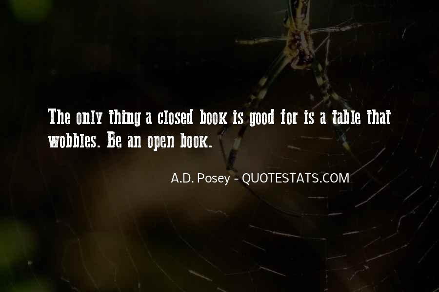 Good Story Book Quotes #317099