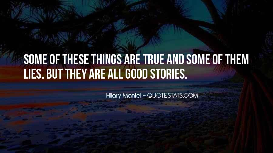 Good Story Book Quotes #694607