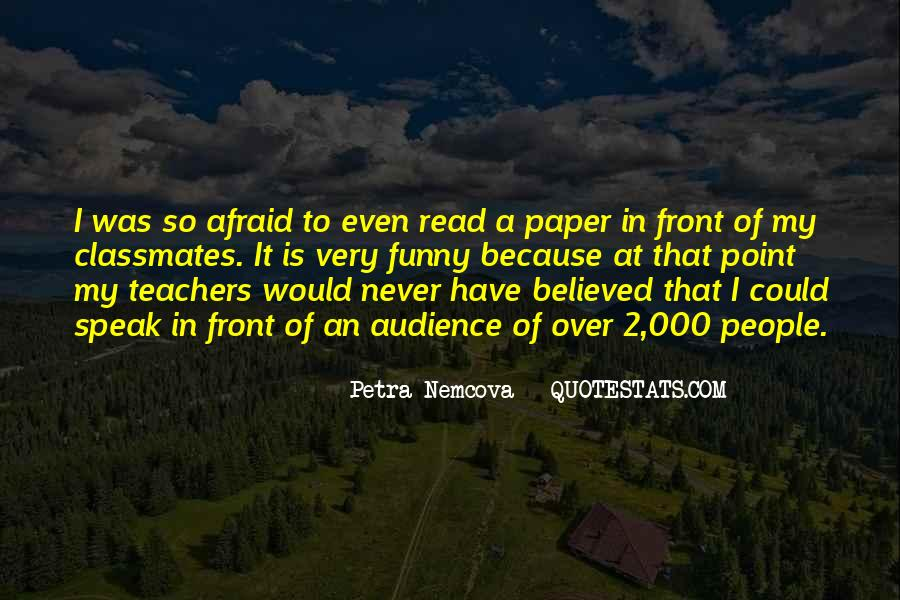 Quotes About Funny Teachers #1240371