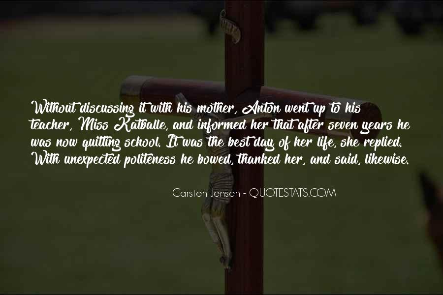 Quotes About Funny Teachers #302210