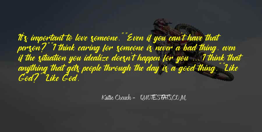 Good To Bad Day Quotes #1004165