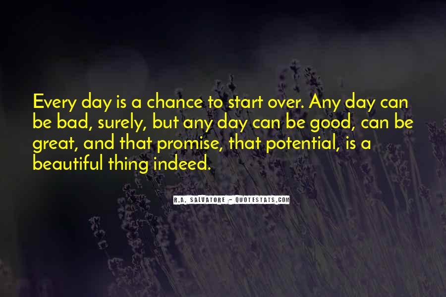 Good To Bad Day Quotes #1412163