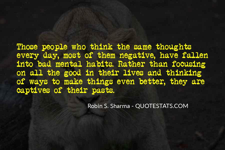 Good To Bad Day Quotes #557685