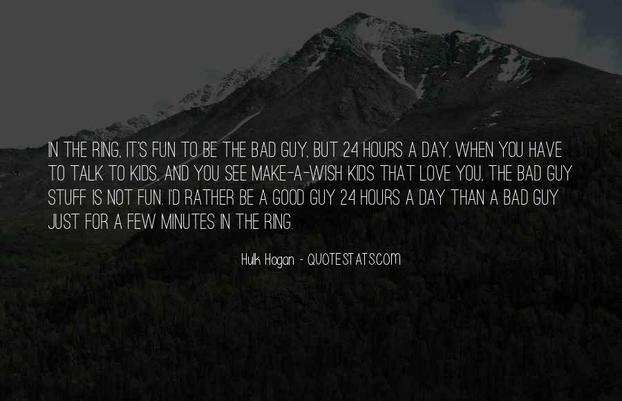 Good To Bad Day Quotes #626852