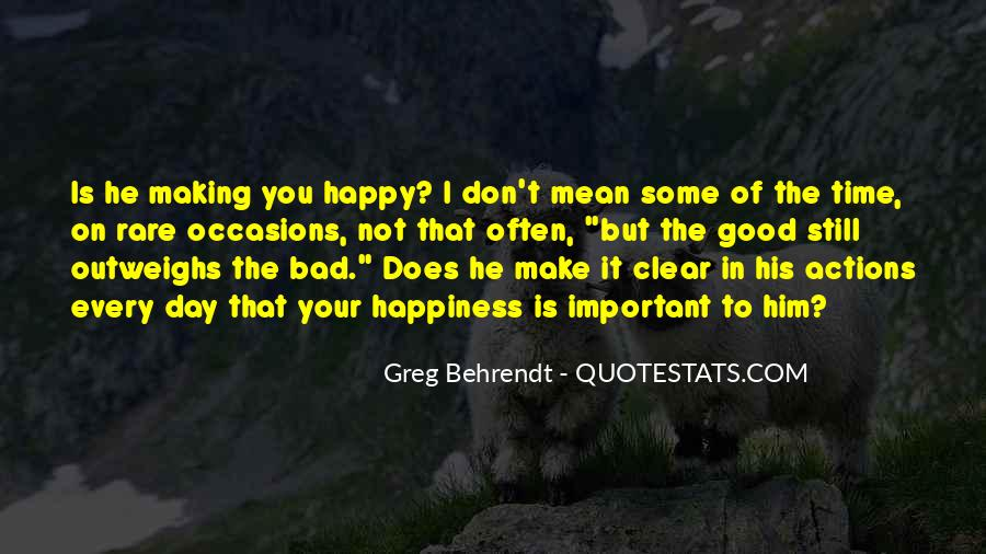 Good To Bad Day Quotes #673715