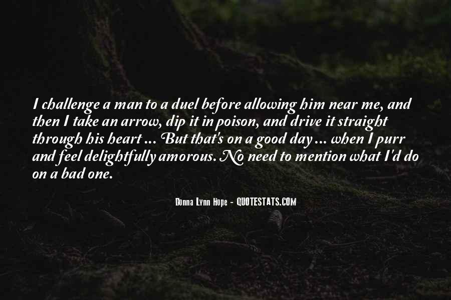 Good To Bad Day Quotes #874822