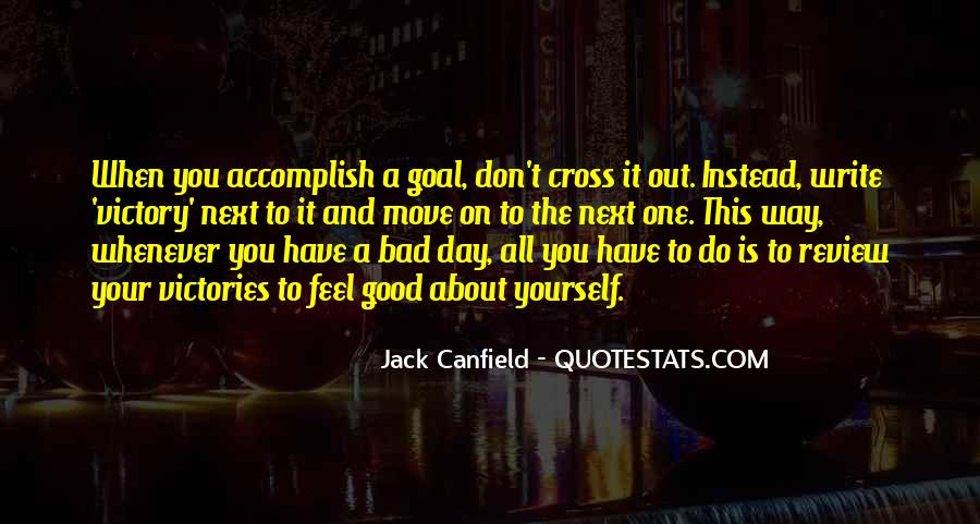 Good To Bad Day Quotes #923815