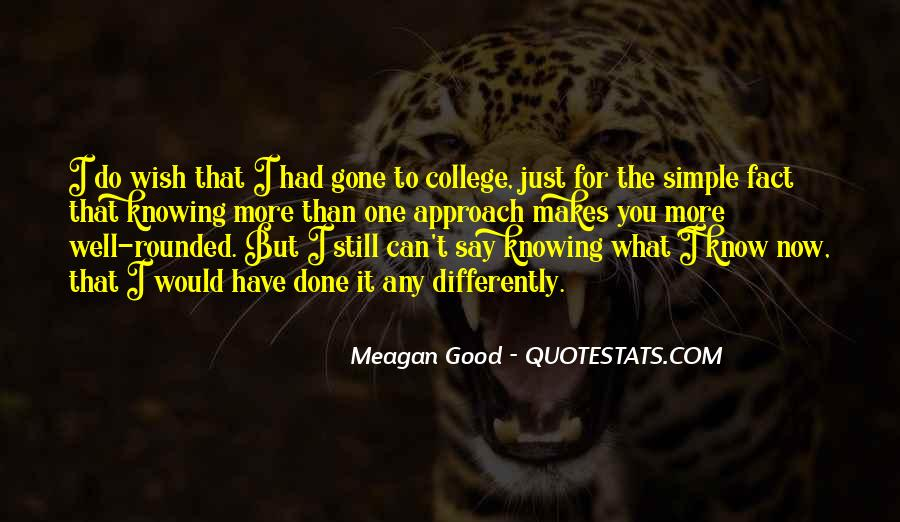 Good Well Done Quotes #530938