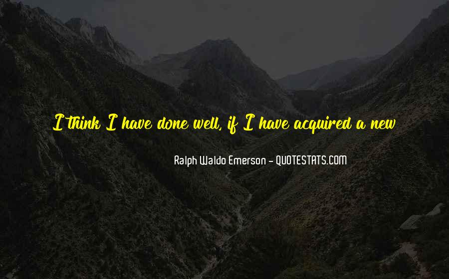 Good Well Done Quotes #686066