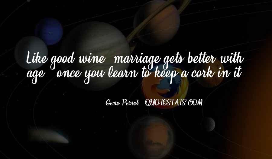 Good Wine Funny Quotes #1031132