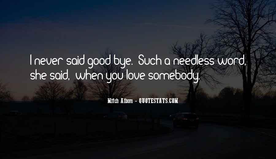 Good Word Quotes #187932