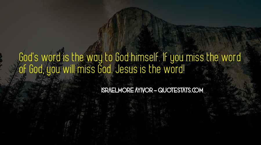 Good Word Quotes #19123