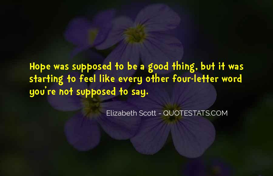 Good Word Quotes #217997