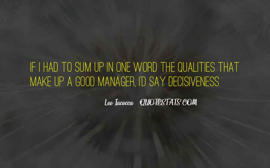 Good Word Quotes #254735