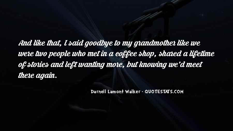 Goodbye For Now Until We Meet Again Quotes #1695183