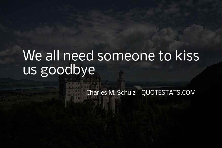 Goodbye To All Quotes #692577