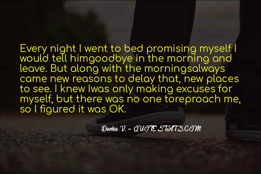 Goodbye To Him Quotes #1077142