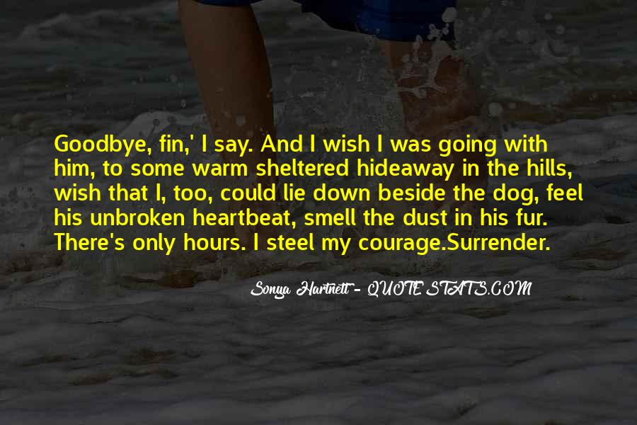 Goodbye To Him Quotes #1139826