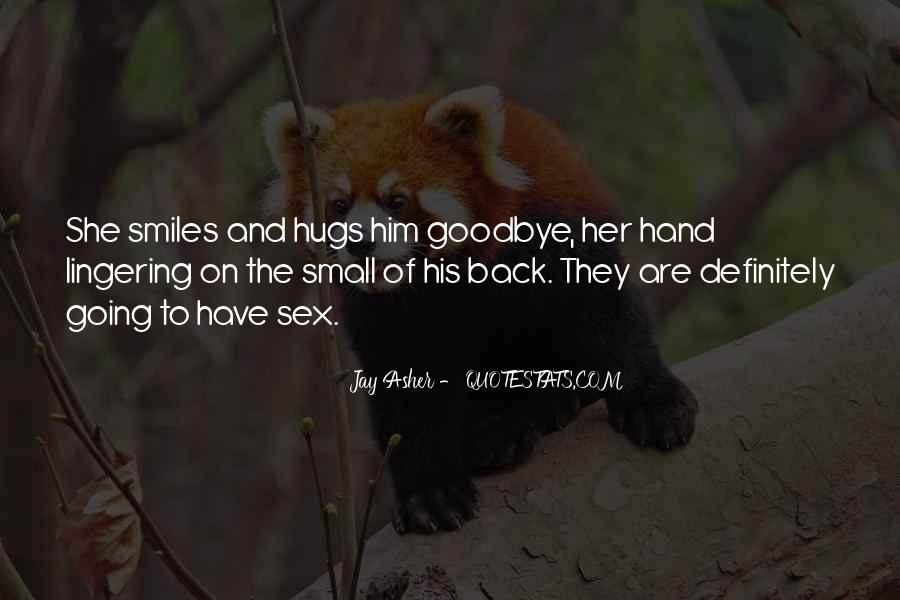Goodbye To Him Quotes #1771873