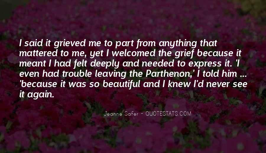 Goodbye To Him Quotes #988095