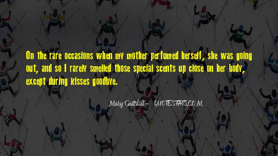 Goodbye To Someone Special Quotes #336458
