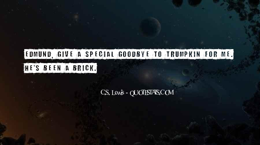Goodbye To Someone Special Quotes #81829