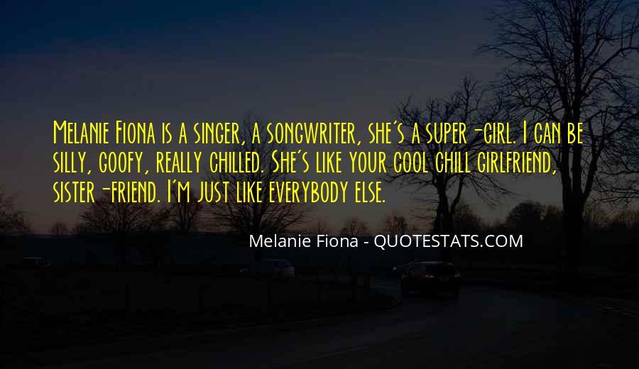 Goofy Girl Quotes #1176605