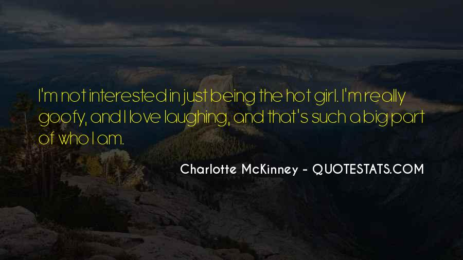Goofy Girl Quotes #1646803