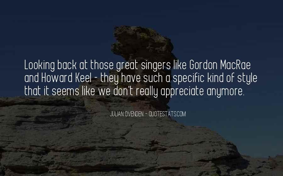 Gordon Macrae Quotes #1688202