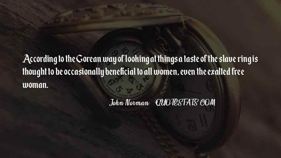Gorean Quotes #1503948