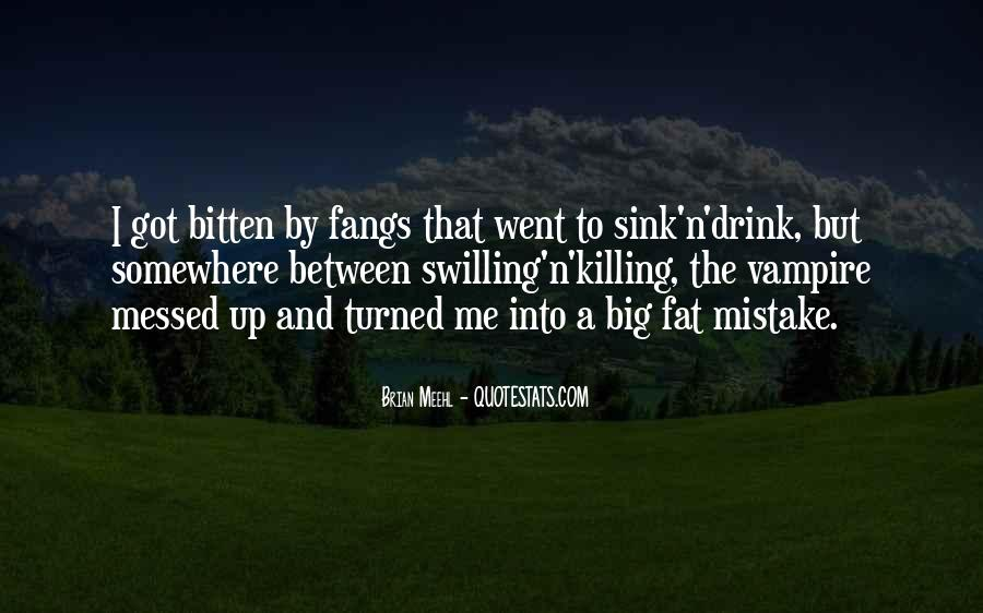 Got Me Messed Up Quotes #1417701