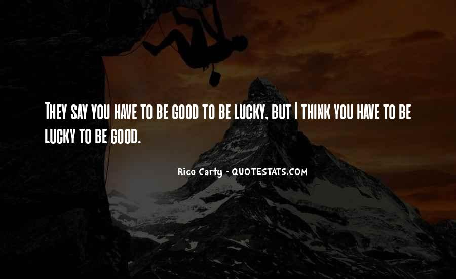 Got To Believe Rico Yan Quotes #1002978