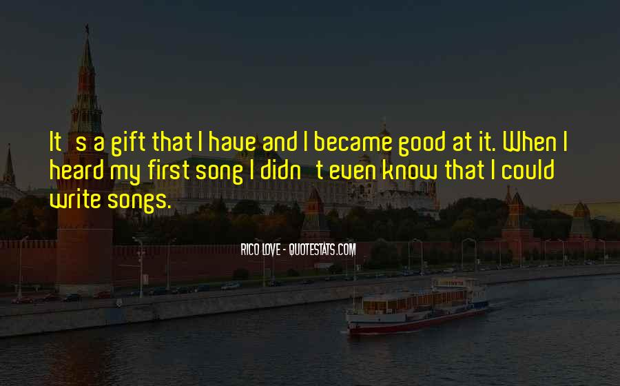 Got To Believe Rico Yan Quotes #188479