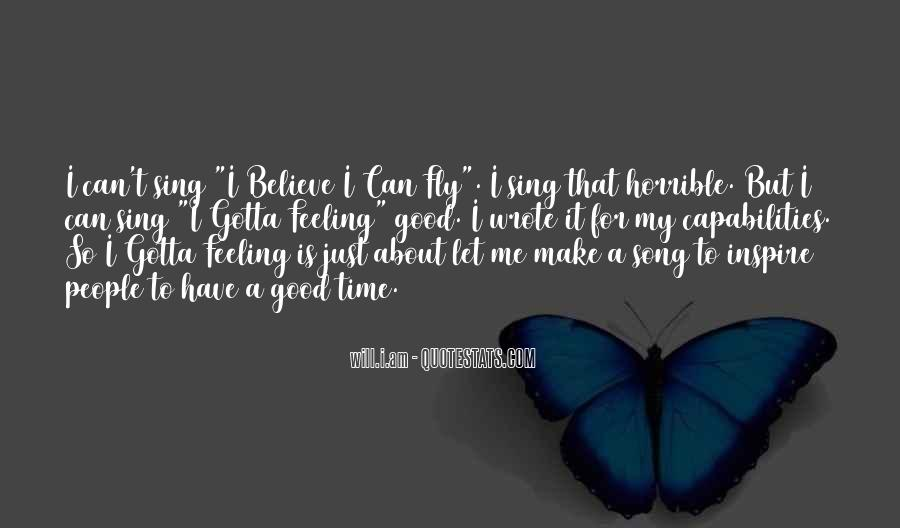 Gotta Believe Quotes #1681447