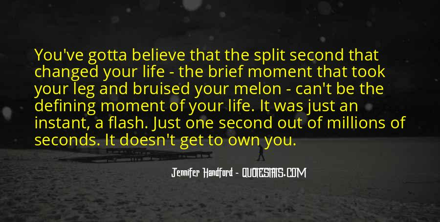 Gotta Believe Quotes #405994