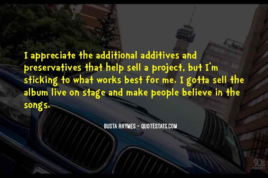 Gotta Believe Quotes #409572