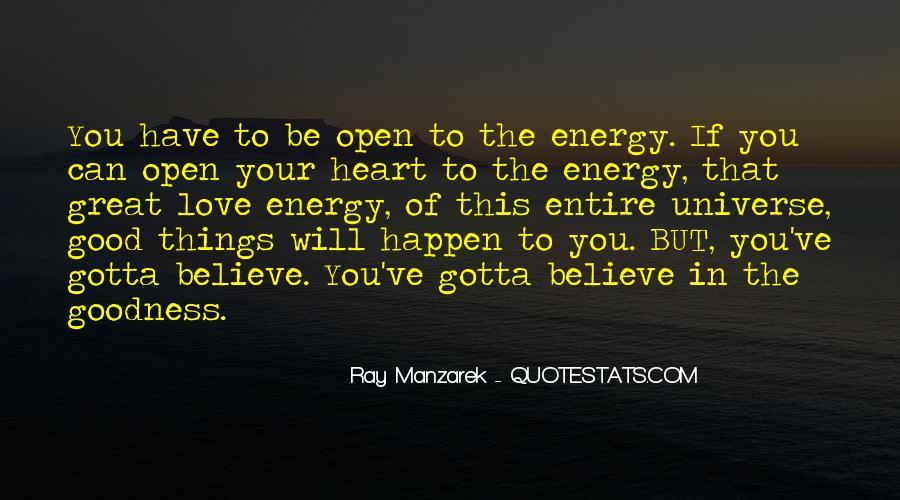 Gotta Believe Quotes #615090