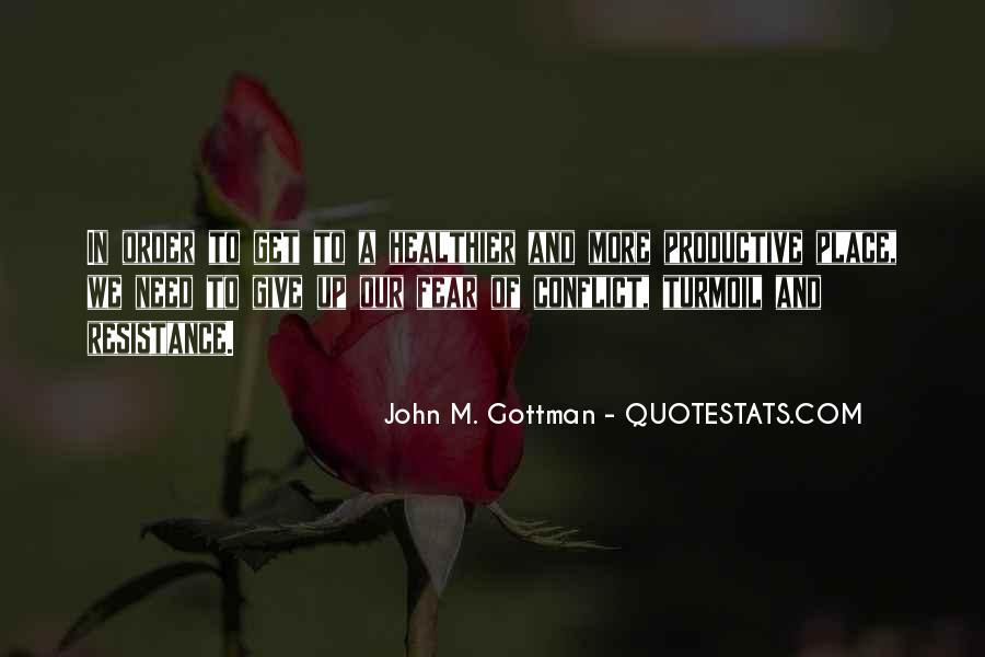 Gottman Quotes #991812