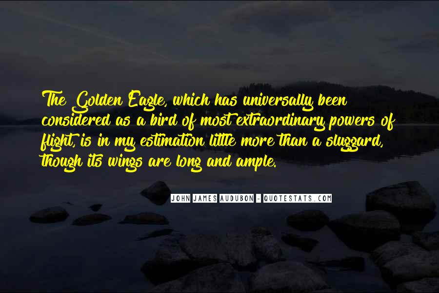 Quotes About The Eagle Bird #1691209