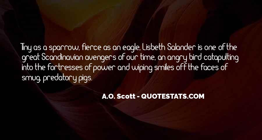 Quotes About The Eagle Bird #275612