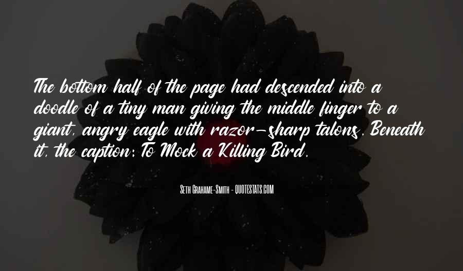 Quotes About The Eagle Bird #439434