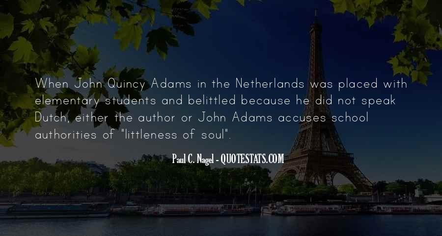 Quotes About The Dutch #189175