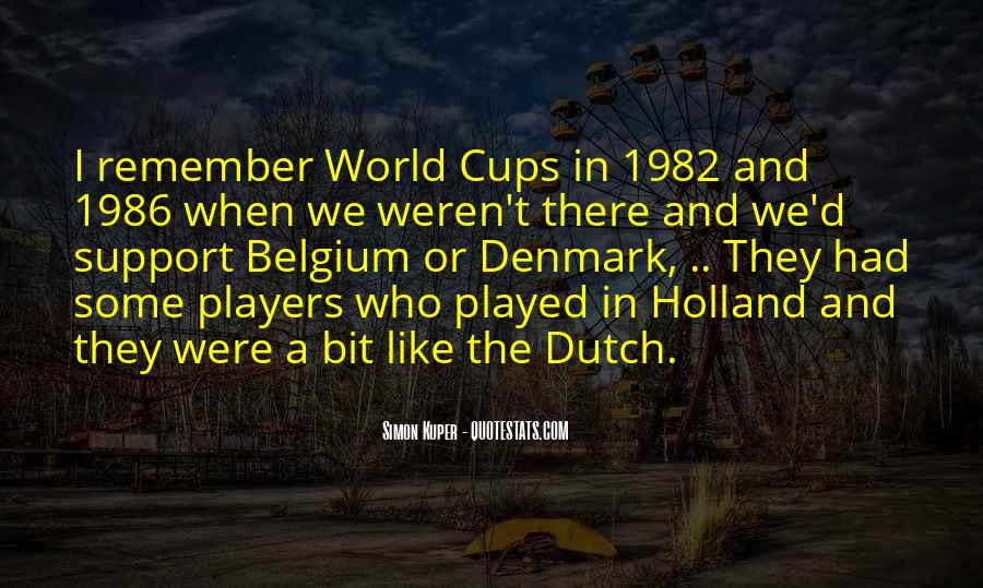 Quotes About The Dutch #195880
