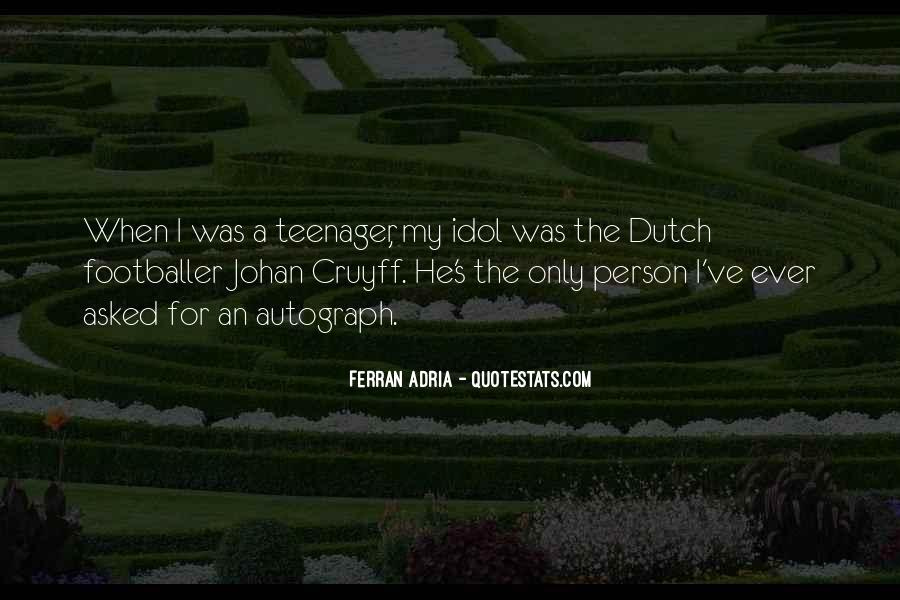 Quotes About The Dutch #220013